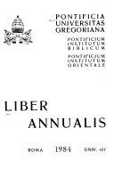 Liber annualis