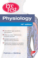 Physiology PreTest Self Assessment and Review 14 E