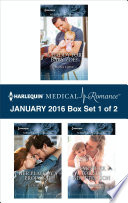 Harlequin Medical Romance January 2016 Box Set 1 Of 2