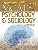 10th Edition Examkrackers MCAT Psychology   Sociology