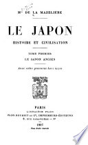 Le Japon: Le Japon ancien