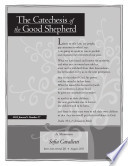Journal of the Catechesis of the Good Shepherd 2012