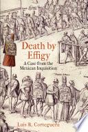 Death By Effigy book
