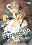 Finder Deluxe Edition  Secret Vow  Vol  8  Yaoi Manga
