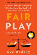Fair Play Book