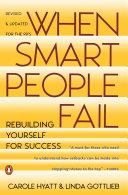 When Smart People Fail