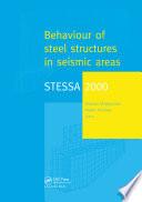Stessa 2000 Behaviour Of Steel Structures In Seismic Areas