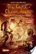 Die Kane Chroniken 3  Der Schatten der Schlange