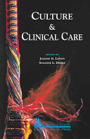 Culture and Clinical Care