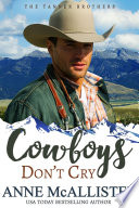Cowboys Don t Cry