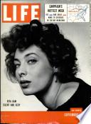 15 sept. 1952