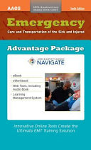 Emergency Care and Transportation of the Sick and Injured Advantage Package  Digital Edition