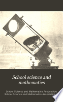 School Science And Mathematics