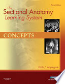 The Sectional Anatomy Learning System