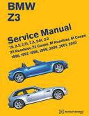 Bmw Z3 Service Manual
