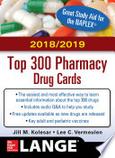 McGraw Hill s 2018 2019 Top 300 Pharmacy Drug Cards
