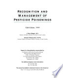 Recognition and Management of Pesticide Poisonings  5th Ed