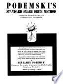 podemski-s-standard-snare-drum-method