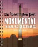 The Washington Post Monumental Themeless Crosswords