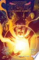 Doctor Strange And The Sorcerers Supreme Vol. 1 : annual (2016) #1. an ancient evil threatens to...