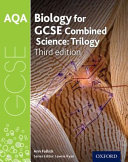 AQA GCSE Biology for Combined Science  Trilogy  Student Book