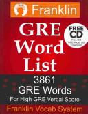 GRE Word List