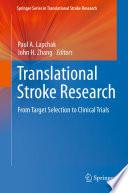Translational Stroke Research