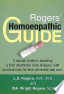 Homoeopathic Family Guide