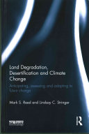 Climate Change and Desertification