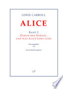 Lewis Carroll: ALICE. Band 2