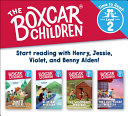 The Boxcar Children Early Reader Set #2 (the Boxcar Children: Time to Read, Level 2)