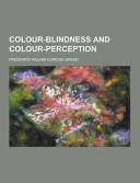 Colour Blindness And Colour Perception