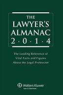 Lawyer s Almanac  2014 Edition