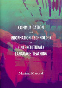 Communication and Information Technology in  Intercultural  Language Teaching