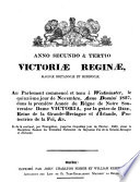 Ordinances Made and Passed by the Governor General and Special Council for the Affairs of the Province of Lower Canada