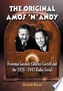 The Original Amos N Andy book