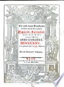Hauptsacht  1820   1825 und 1827   1837  Alt  und neuer Crackauer verbesserter und auf Wien berechneter Schreib Kalender auf das Jahr nach der Geburt JESU CHRJSTJ