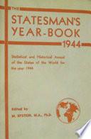 The Statesman s Year Book