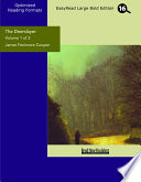 The Deerslayer  Volume 1 of 2    EasyRead Large Bold Edition