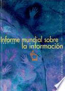 Informe mundial sobre la informaci  n