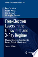 Free Electron Lasers in the Ultraviolet and X Ray Regime
