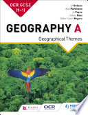 OCR GCSE  9   1  Geography A  Geographical Themes