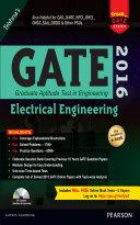 GATE Electrical Engineering 2016