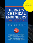Perry S Chemical Engineer S Handbook 8 E Section 23 Process Safety Pod  book