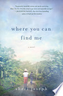 Where You Can Find Me Book PDF
