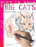 How To Draw Big Cats book