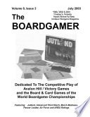 The Boardgamer Volume 8