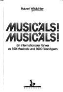 Musicals  Musicals