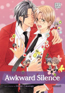 Awkward Silence, Vol. 3 (Yaoi Manga) : part-time job to pay for college while his...