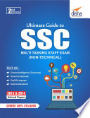 Ultimate Guide to SSC Multi Tasking Staff  Non Technical  Exam 2nd Edition